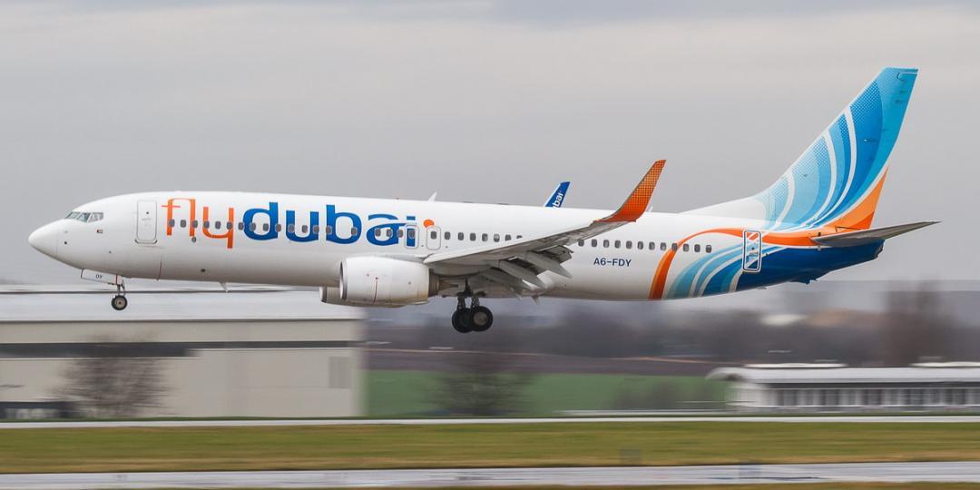 Flydubai has terminated its Kinshasa service as of February 1.