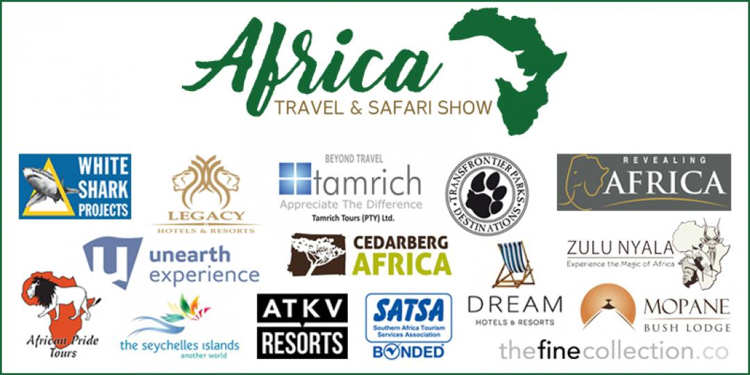 Remember to register for the online Africa Travel & Safari Show.