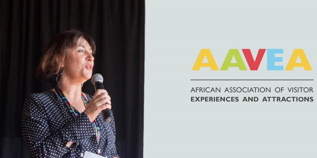 Sabine Lehmann, Founder and Executive Director of AAVEA. Image credit: AAVEA