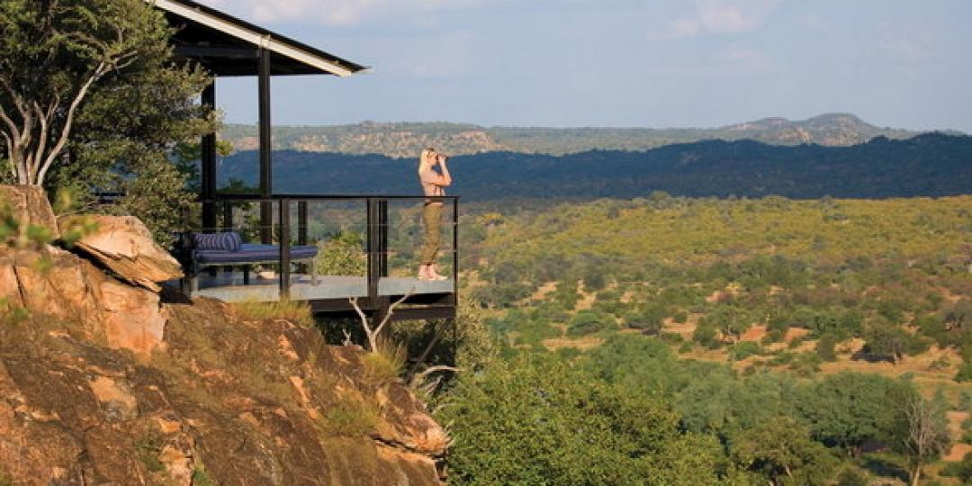 Views from The Outpost in the Pafuri region of the Kruger.