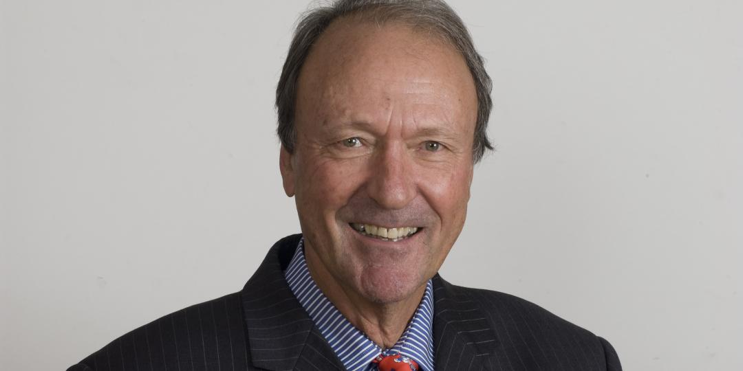 Hans Enderle, founder and past chairperson of the City Lodge Group