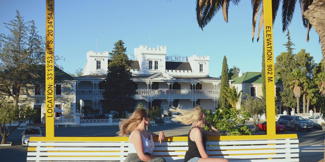 The town of Matjiesfontein offers many 'Insta-perfect' photo opportunities.