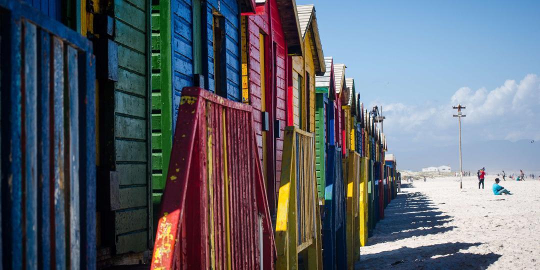 The Muizenberg Beach Huts
