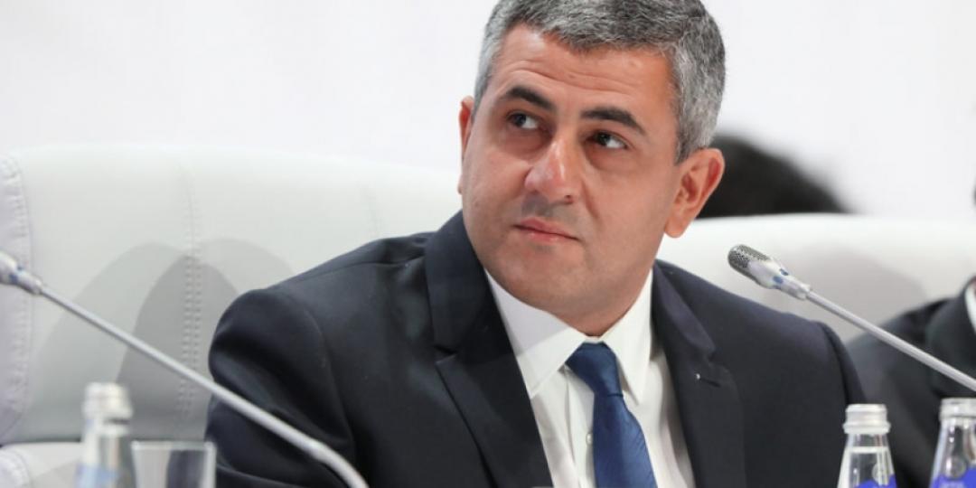 Secretary General of UNWTO, Zurab Pololikashvili