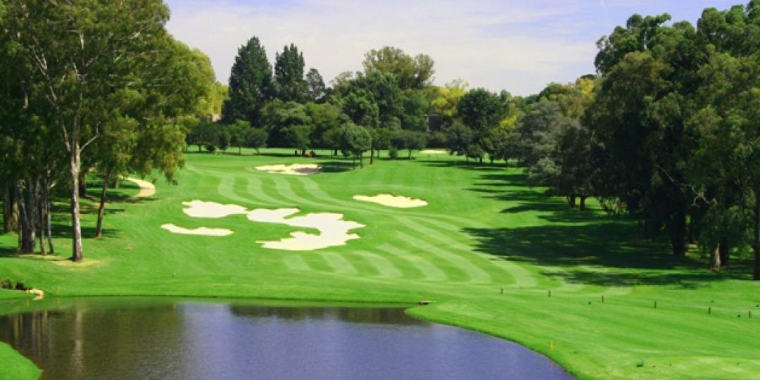 Houghton Golf Club, Johannesburg.