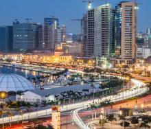 Emirates in increasing its flights to Luanda.