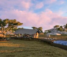 Tourvest East Africa has revealed the opening date for its latest luxury camp in Tanzania, Lemala Nanyukie. Credits: Lemala Nanyukie.