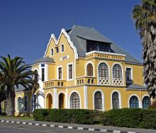 Namibia's history has meant the country has a strong German influence interwoven throughout.