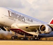 Additional capacity for Johannesburg-Dubai route.