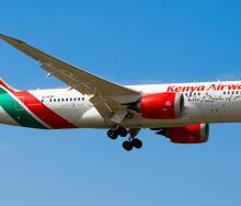 Kenya Airways planned Tel Aviv flights have been delayed