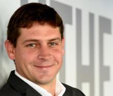 Graeme Edmond, aha's new CEO.