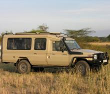 Saruni announces the introduction of The Northern Express, a new, comfortable way of exploring northern Kenya.