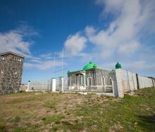 Robben Island museum.