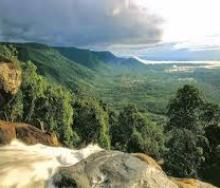 The Northern province covers approximately one sixth of Zambia in land area..