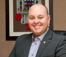 TGCSA Chief Quality Assurance Officer, Darryl Erasmus