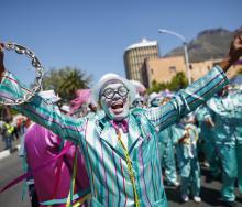 Cape Town Minstrel Carnival