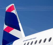 LATAM Airlines Plane