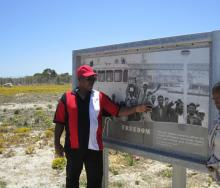 Robben Island Museum tour guide