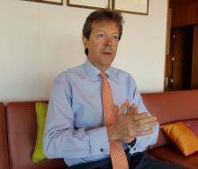 British High Commissioner to South Africa, Nigel Casey