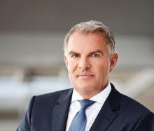 Chief Executive of Lufthansa AG, Carsten Spohr