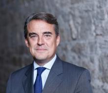 Iata DG and CEO, Alexandre de Juniac