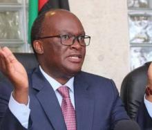 Kenya Transport Cabinet Secretary, James Macharia