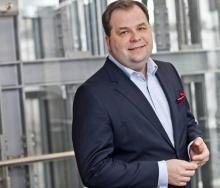 Sebastian Mikosz, Iata's Senior Vice President for Member and External Relations