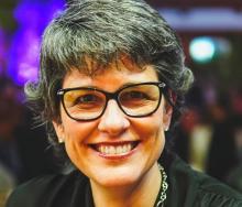 GM of Visit Stellenbosch, Jeanneret Momberg.
