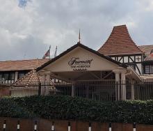 Fairmont The Norfolk, Nairobi.