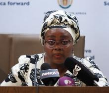 Minister of Tourism, Mmamoloko Kubayi-Ngubane