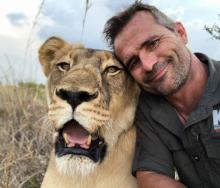 Philanthropist, Kevin Richardson.