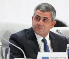 Secretary General of UNWTO, Zurab Pololikashvili