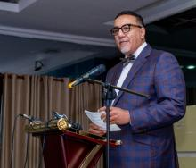 Kenya's Cabinet Secretary for the Ministry of Tourism & Wildlife, Najib Balala