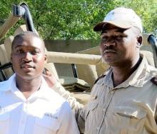 Clerence Mkansi and Phios Mkansi.