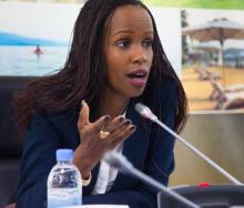 RDB Chief Tourism Officer, Belise Kariza.